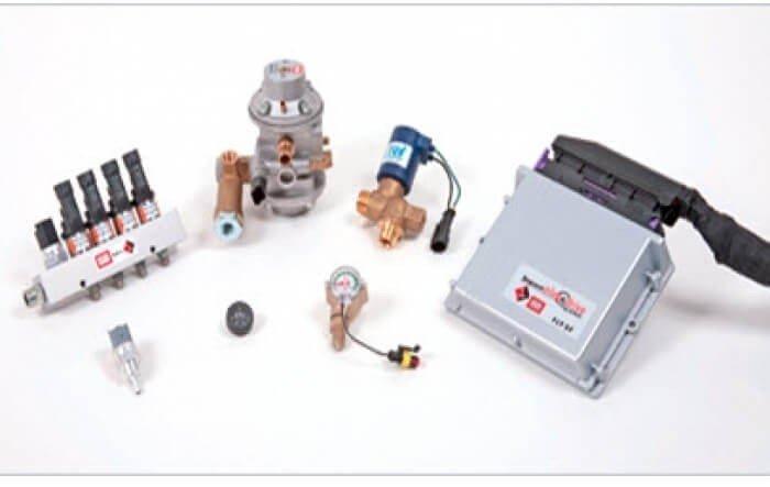 Sıralı Plug And Drive CNG (Doğalgaz) Kiti