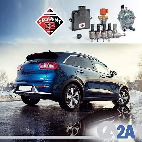 SEQUENT 32 LPG kiti ile  sıfır ve ikinci el araçlarda maksimum performans ve ekonomik sürüş deneyimi yaşayın. bit.ly/2amuhendislikas