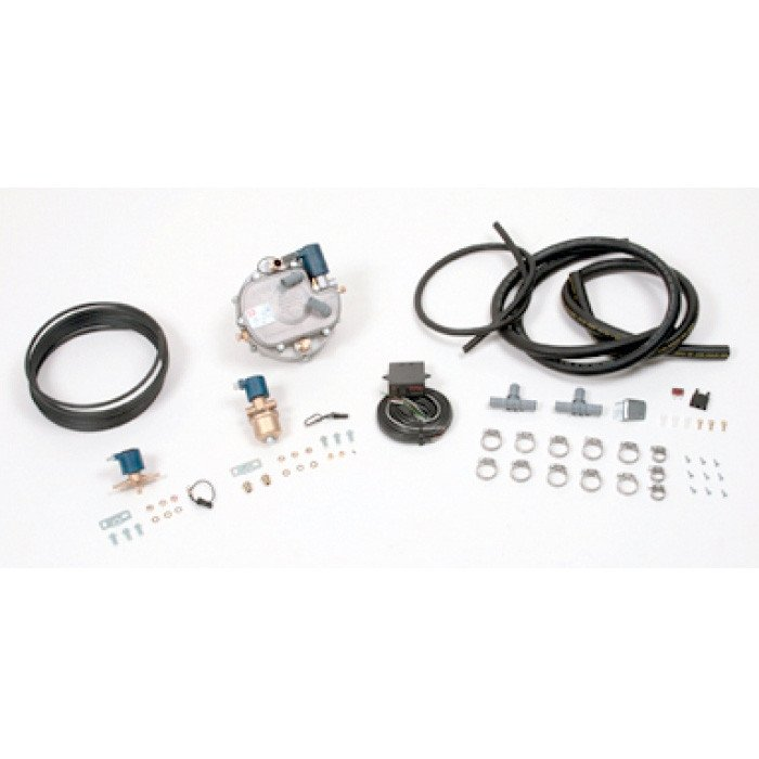 LPG System For Carburettor Vehicles