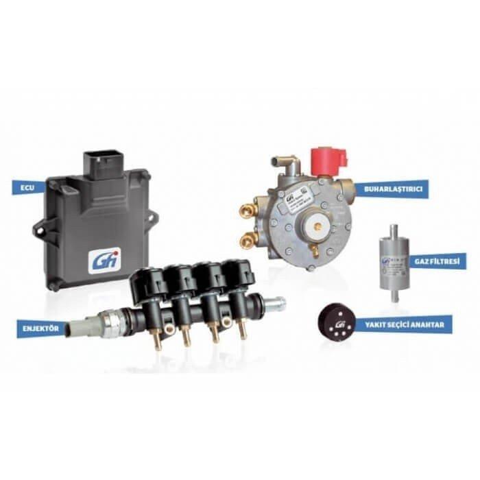 GFI Ez-Go LPG Injection System