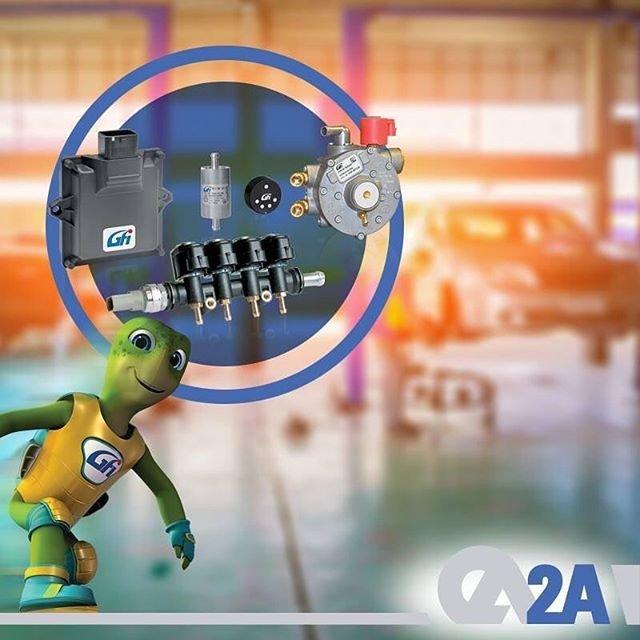 Araç dönüşümünde performans ve kaliteden taviz vermek istemeyenler için en iyi seçim GFI EZ-GO LPG sistemi. #alternatifyakıt #lpg #dispenser #cng #yakıt #car