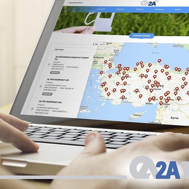 Türkiye genelinde bulunan 30'dan fazla servisiyle 2A Mühendislik güvencesi her zaman sizinle. Servislerimiz için: https://www.2a.com.tr/servisler #2A #Mühendis #Servis #Bakım