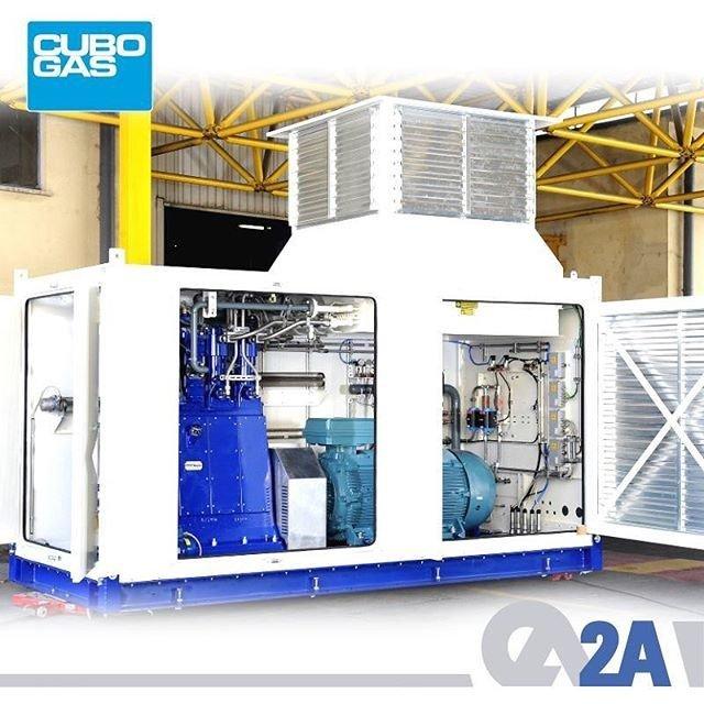 Son teknoloji CUBOGAS kompresörleri 2A Mühendislik kalitesiyle Türkiye'de. #2AMühendislik #Cubogas #CNG Tüm CUBOGAS ürünleri için web sitemizi ziyaret edebilirsiniz.