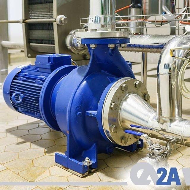 ISO 2858 ve 5199 standartlarına uygun tüm ihtiyaçlarınızı karşılayacak santrifüj pompaları için web sitemizi ziyaret edebilirsiniz. #2AMühendislik #Santrifüj