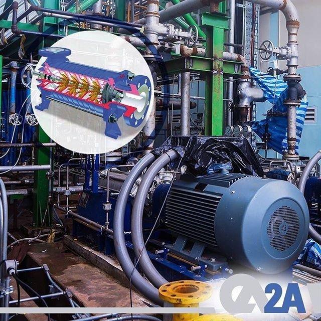 Pompetravaini santrifüjlü pompalar, farklı endüstri alanlarında çok çeşitli temiz ve hafif kirli sıvıları aktarmak için idealdir. Pompetravaini ürünleri için web sayfamızı ziyaret edebilirsiniz 2AMühendislik #Pompetravain