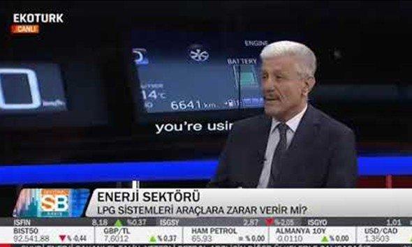 BRC TÜRKİYE CEO'SU KADİR ÖRÜCÜ EKOTÜRK - SEKTÖREL BAKIŞ - 02