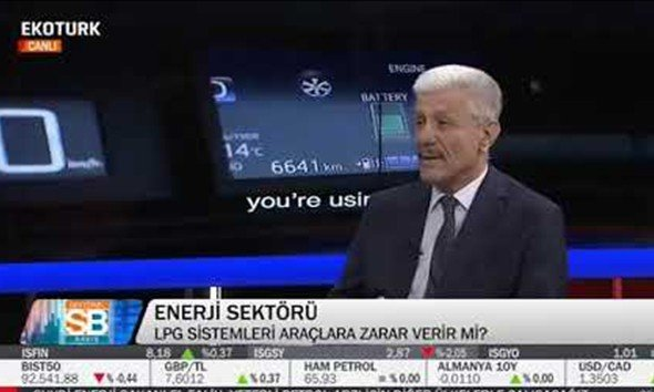 BRC TÜRKİYE CEO'SU KADİR ÖRÜCÜ EKOTÜRK - SEKTÖREL BAKIŞ - 01