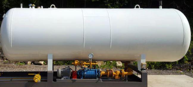 LPG Depolama Tankı