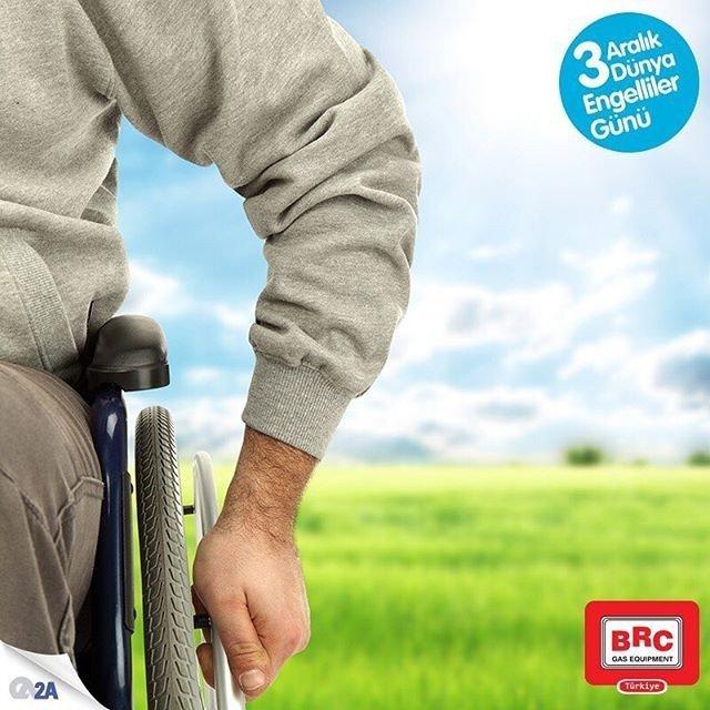 Engellerini aşıp, engel tanımadan başarıya giden yolda çalışan herkesin Dünya Engelliler Günü kutlu olsun! #2Amühendislik #3Aralık #dünyaengellilergünü