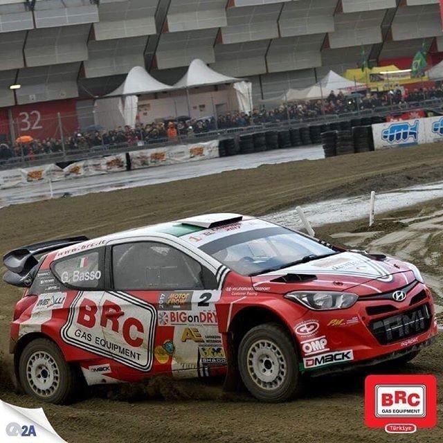 Motor Show Bologna - Pagina Ufficiale'da yarışan BRC Sponsorlu aracımız…
