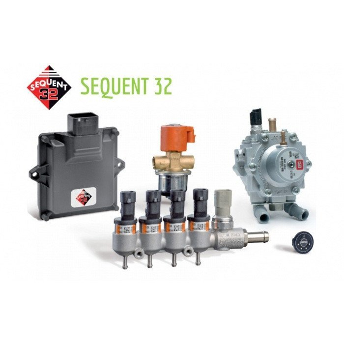 Sıralı Sequent 32 LPG Kiti