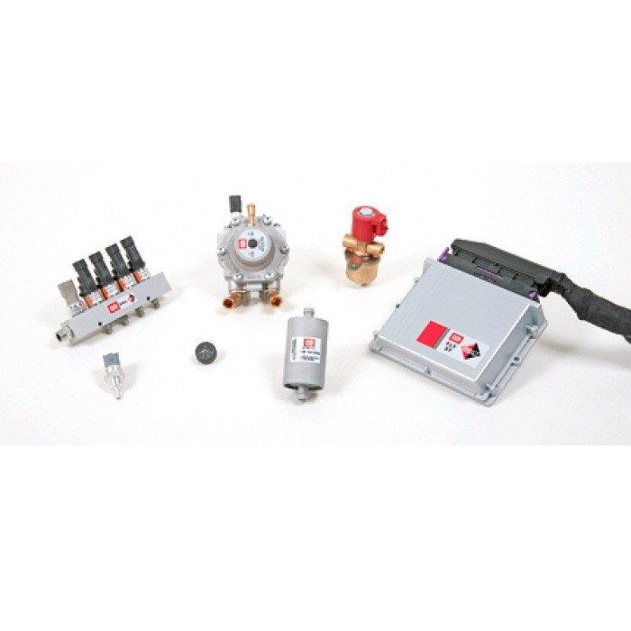Sıralı Plug And Drive LPG Kiti