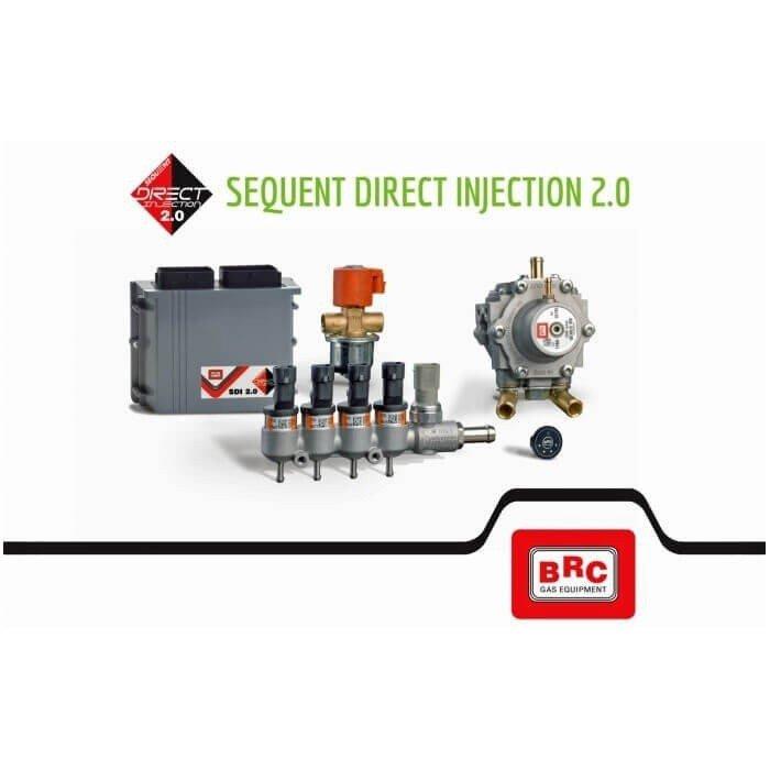 SDI (Sıralı Direkt Enjeksiyon) LPG Kiti
