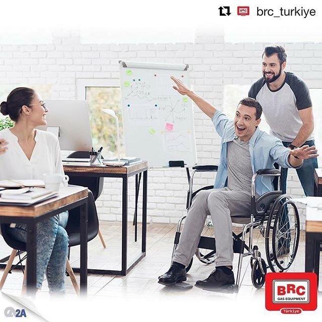 Engeller hayatın ritmini yakalamaya engel olamaz! #EngellilerHaftası