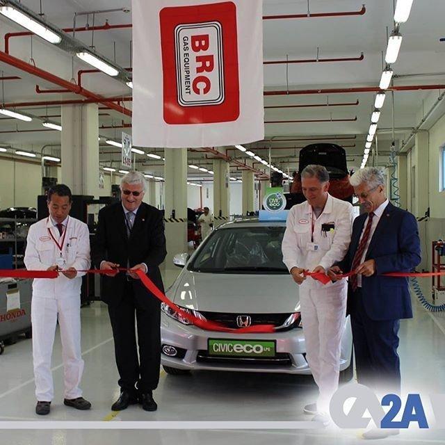 2011 yılında yapılan anlaşma ile birlikte fabrika çıkışlı LPG'li #Honda araçlarda #BRC otogaz kitlerinin kullanıldığını biliyor muydunuz? #BRCyeGel #LPG