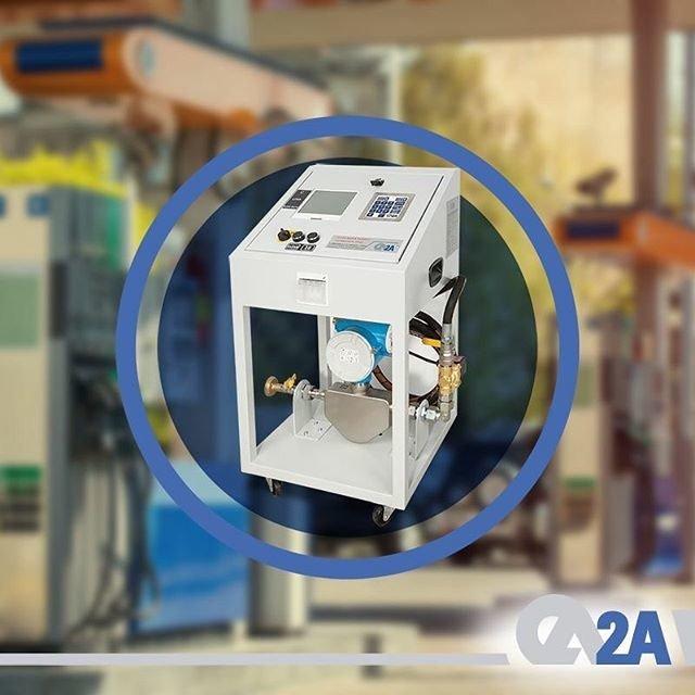 Mastermetre LPG dispenserlerinin kalibrasyon kontrollerini yapmamızı sağlayan ölçüm cihazlarıdır. #2AMühendislik #LPG #MasterMetre