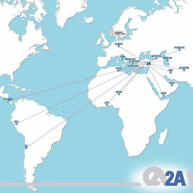 2A Mühendislik olarak 33'e yakın ülkeye dispenser satışı yapıyoruz. Ürünlerimiz için: https://www.2a.com.tr/kategori/dispenser #Dispenser #LPG #CNG